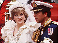 Princess Diana Wedding