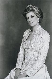 Princess Diana karatasi la kupamba ukuta entitled Princess Diana Wedding