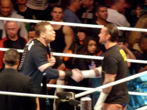 Punk & The Miz♥