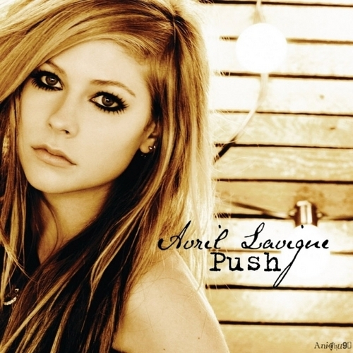Push [FanMade Single Cover]