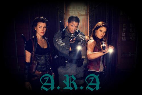 RE4(A.R.A)