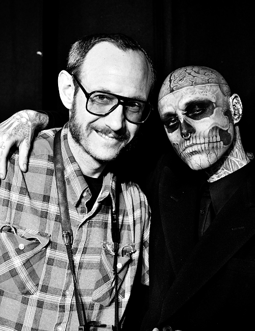 Rick Genest - Rick Genest Photo (20485720) - Fanpop