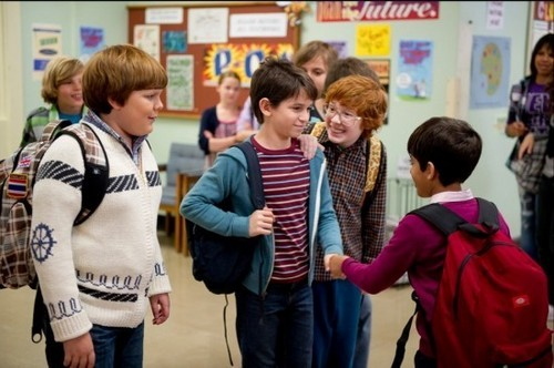 Diary of a Wimpy Kid پیپر وال called Rodrick Rules Movie تصاویر