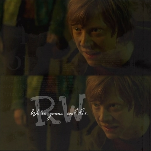 "Ron - ""We're gonna end this"" HP DH Part 2"