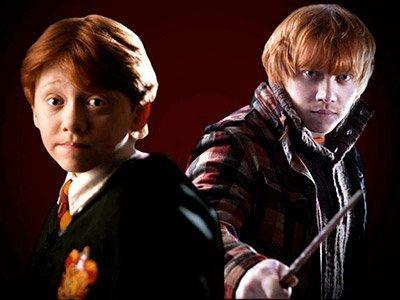 Ronald Bilius Weasley *-*