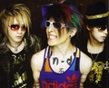 Ruki, Miyavi and Shou - japanese-bands photo