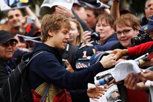 S. Vettel (Australia)