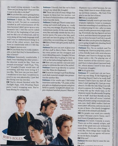 SCANS: Entertainment Weekly Magazine