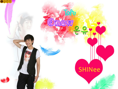 shinee images shinee onew hd wallpaper and background