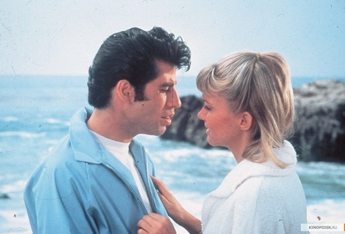 Grease the Movie images Sandy & Danny HD wallpaper and ...