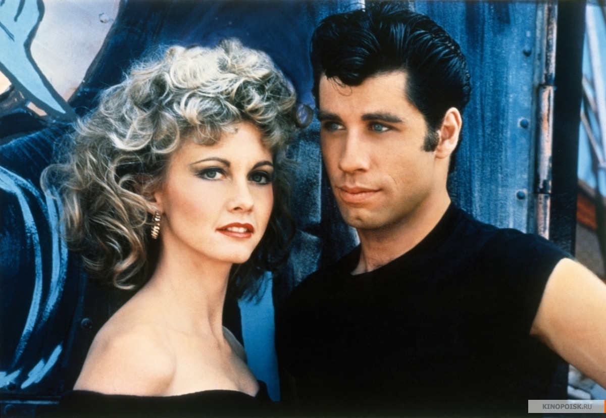 Grease the movie sandy &; danny