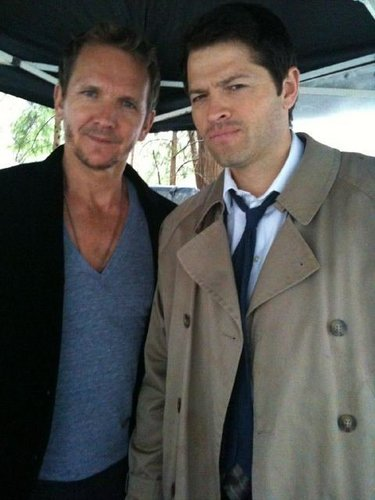 Sebastian and Misha