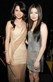 Selena and Victoria