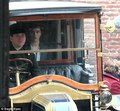 Series 2 Filming in London - downton-abbey photo