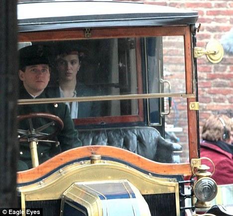 Series 2 Filming in Londra