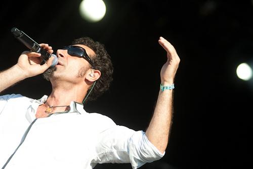 Serj Tankian Live Pukkelpop