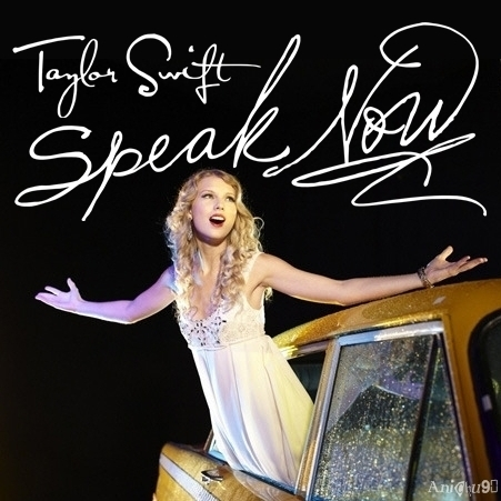 Speak Now [FanMade Single Cover]