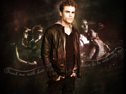 Stefan Salvatore wallpaper with a show, concerto titled Stefan wallpaper ✯