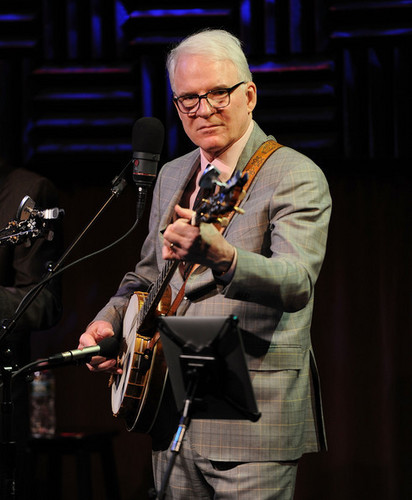 Steve Martin & The Steep Canyon Rangers In show, concerto