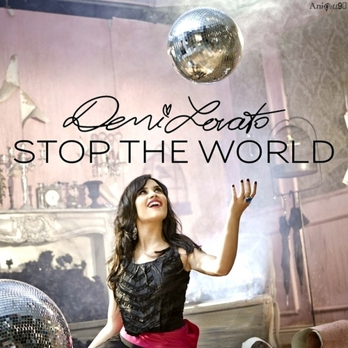 Stop The World [FanMade Single Cover]