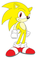 Super sonic - sonic-and-the-hedgehog-brothers photo