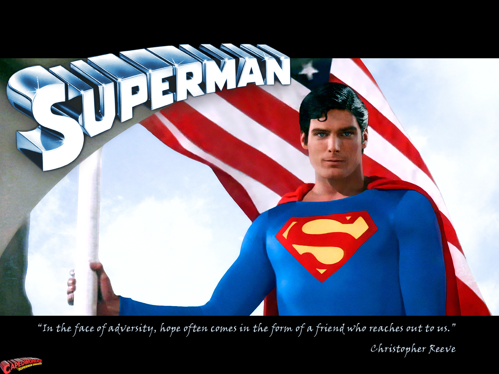 christopher reeve superman movie