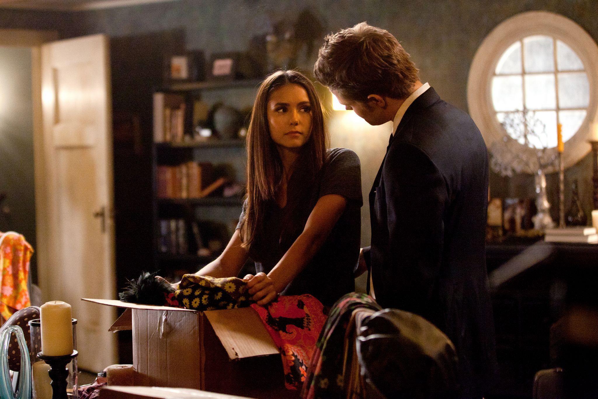 TVD 2x18: 'The Last Dance' Stills! (HQ)