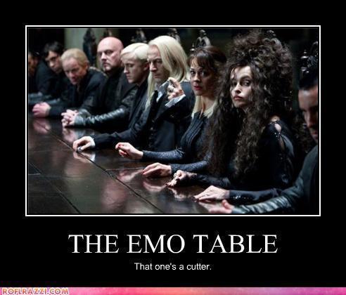 The emo meja