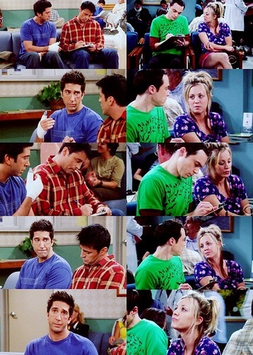 "The ""Friends"" Crossover"