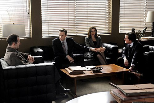 The Good Wife- 2x19 - Wrongful Termination - Promotional foto