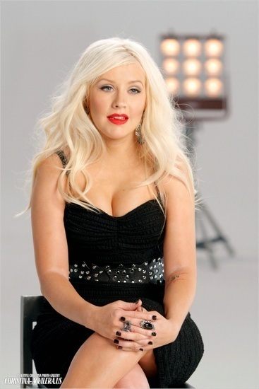 christina aguilera the voice. The Voice BTS quot;The Voicequot;