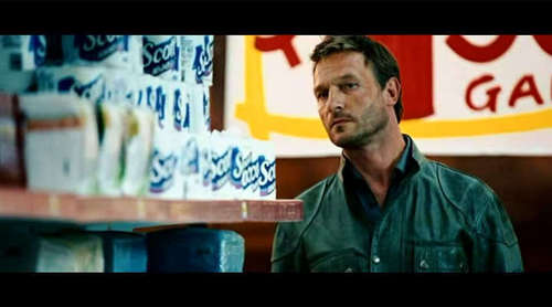 Thomas Kretschmann as cruzar, cruz