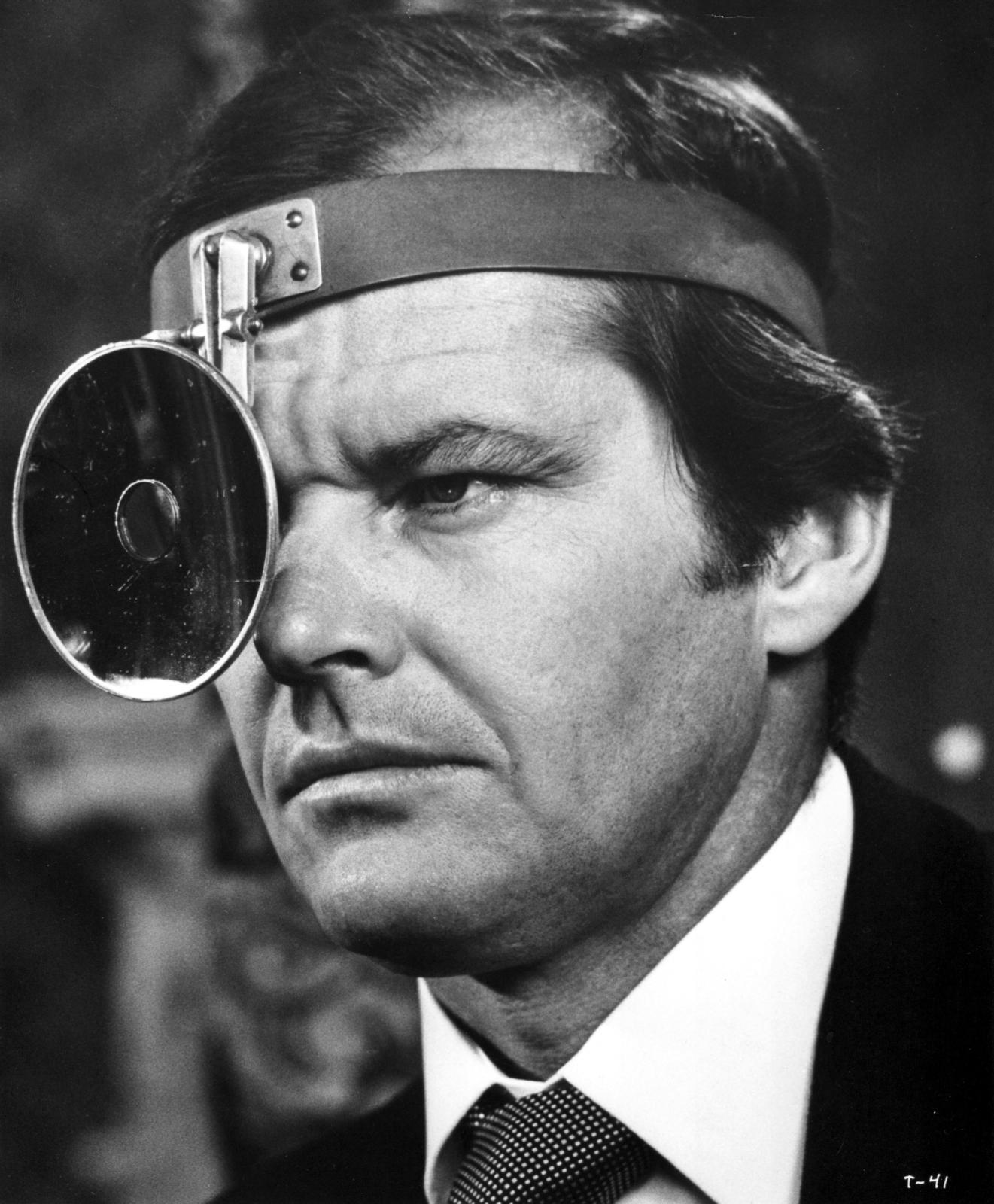 Young Jack Nicholson Sunglasses