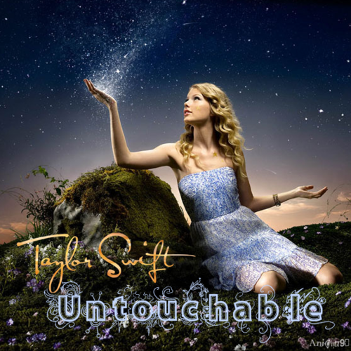 Untouchable [FanMade Single Cover]