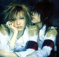 Uruha and Aoi  - japanese-bands photo