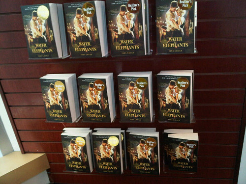 WFE Book Display at Chapters in Vancouver!