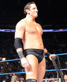 Wade Barrett VS Kofi Kingston - Ic Championship match  - the-corre photo