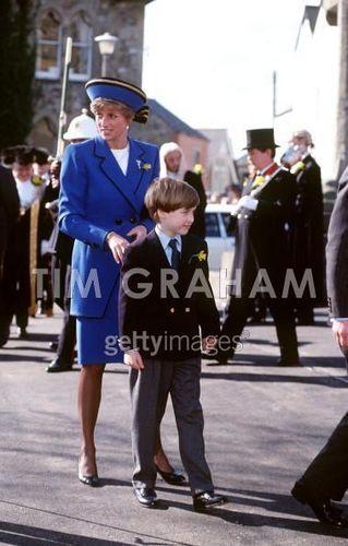 William Diana Wales