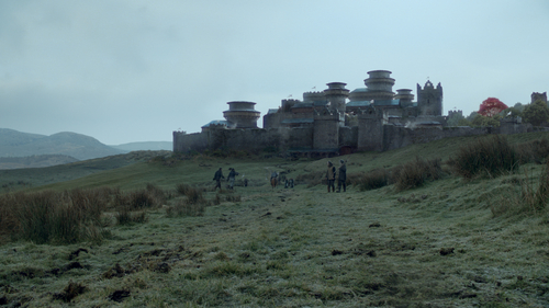 Game of Thrones wallpaper entitled Winterfell