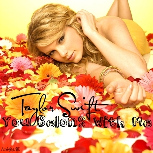 You Belong With Me [FanMade Single Cover] - Taylor Swift ...