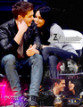 Zac & Vanessa - zac-efron-and-vanessa-hudgens fan art