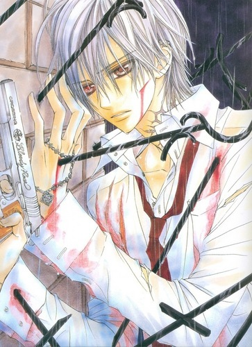 Vampire Knight fond d'écran entitled Zero