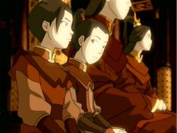 Zuko's family