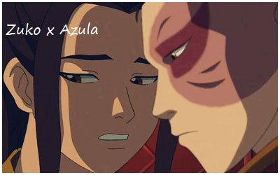 Zuko x Azula