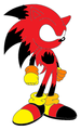 black fire the ultimate fire hedgehog