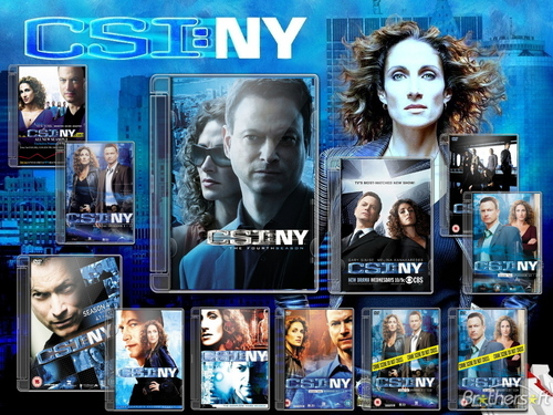 csi new york wallpaper