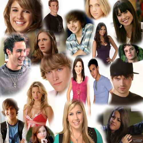Degrassi: The Next Generation wallpaper containing a portrait called degrassi wallpapers!