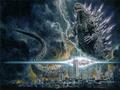 electric Godzilla