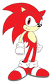 fire sonic - sonic-and-the-hedgehog-brothers photo