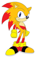fire the ultimate fire hedgehog